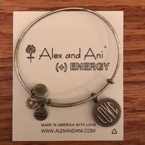 Alex and Ani 'Love' Bracelet